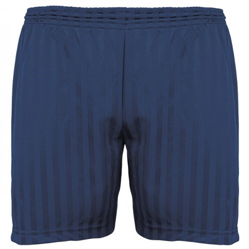 Navy sport shorts supplied plain